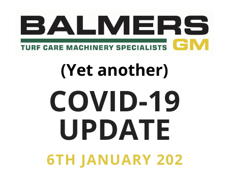 Another Covid-19 Update 2021!