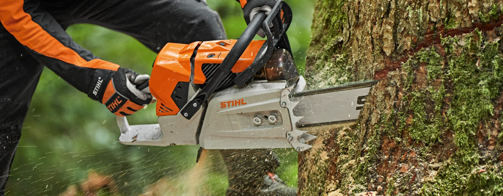 Stihl MS 881 - The world's most powerful production chainsaw