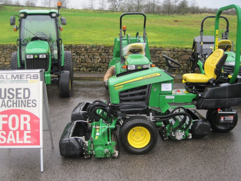 Used John Deere 2653B Mower