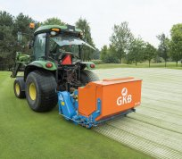 GKB Turf Renovation Machinery