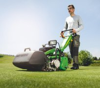 John Deere Golf and Sports Turf