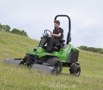 Roberine Commercial Mowers
