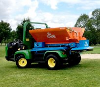 Ground-care machinery for hire from Balmers GM