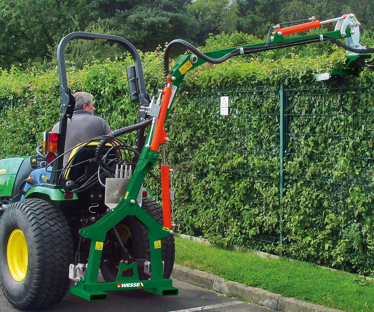 Wessex CHT Hedge Cutters