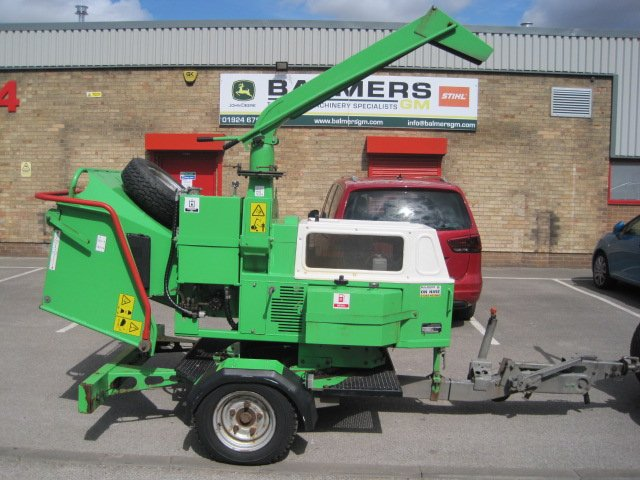 Greenmech 19-28MT Wood Chipper