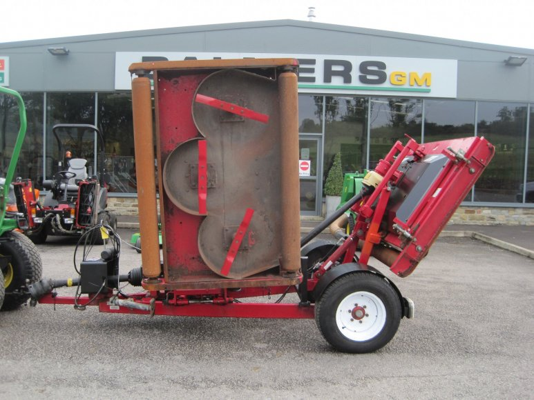 TDR 15 Progressive Mower