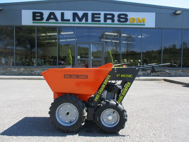 NEW Mini Dumper