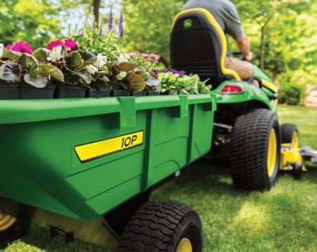 Ride On Mower Attachments