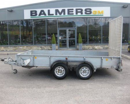 Ifor Williams GD126 Trailer