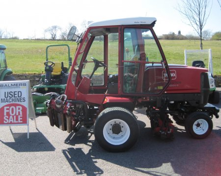 Toro 6500D Reelmaster Fairway Mower