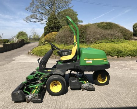 Johh Deere 2500B Greens Mower