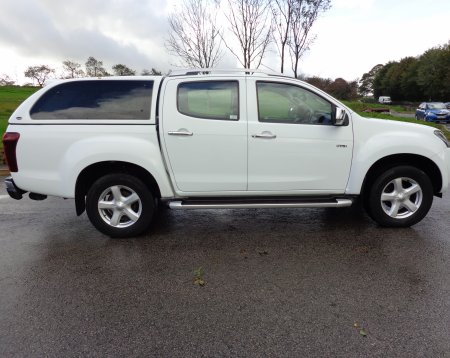 Isuzu D-MAX Utah Pick up