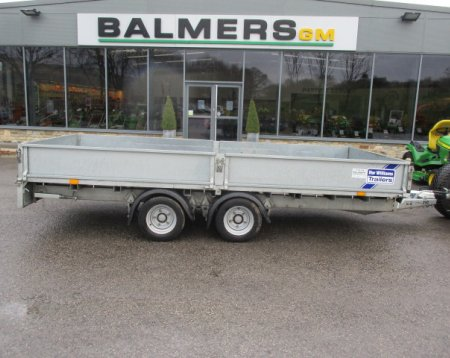 Ifor Williams LM146G Trailer