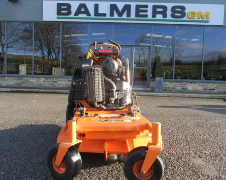 Scag SVR36A Stand-On/Ride-On Mower