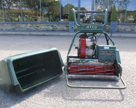 Atco Royale B24 Cylinder Mower