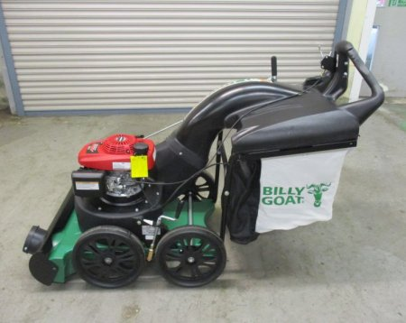 NEW Billy Goat MV650H Vacuum