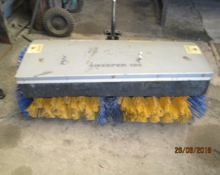 BCS Sweeping Brush
