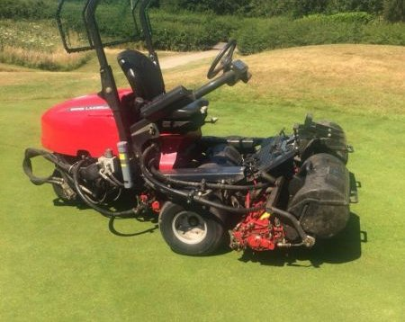 Baroness LM315GC Greens Mower