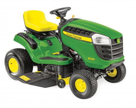 John Deere X106 Ride On Mower