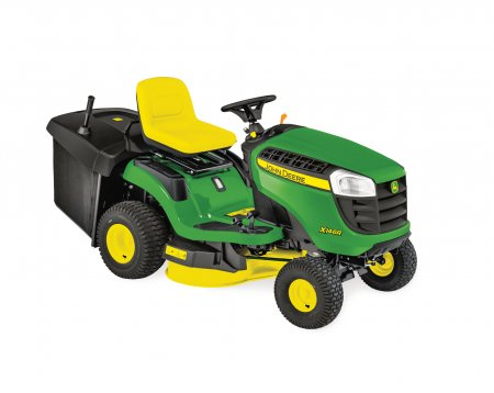 John Deere X146R Ride On Mower