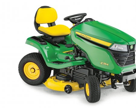 John Deere X354 Ride-On Mower