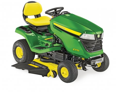 "John Deere X370 - 42"" standard deck Ride-On Mower"